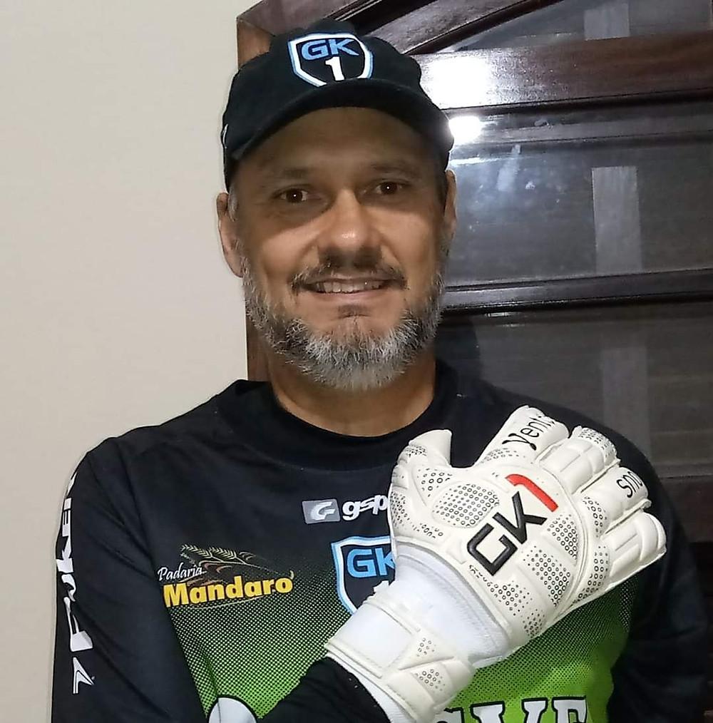 TREINADOR DE GOLEIROS JOSÉ AUGUSTO T L JÚNIOR