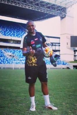 Treinador de Goleiros - Julio Cesar do Nascimento - ABTG Brasil