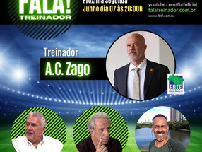 A.C. Zago no FALA TREINADOR