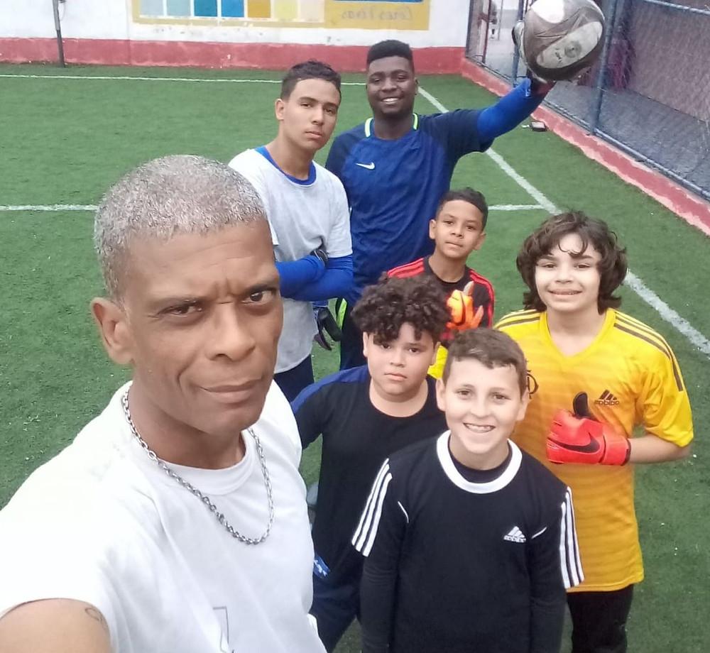 Marcelo Tito - Treinador de Goleiros - ABTG Brazil