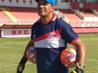 Vladimir Moreira - Treinador de Goleiros ABTG