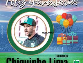Chiquinho Lima FELIZ ANIVERSÁRIO