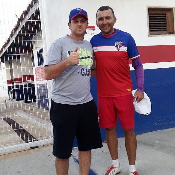 Treinador de Goleiros Márcio Silva - Fortaleza EC