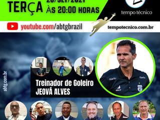 Jeová Alves no TEMPO TÉCNICO