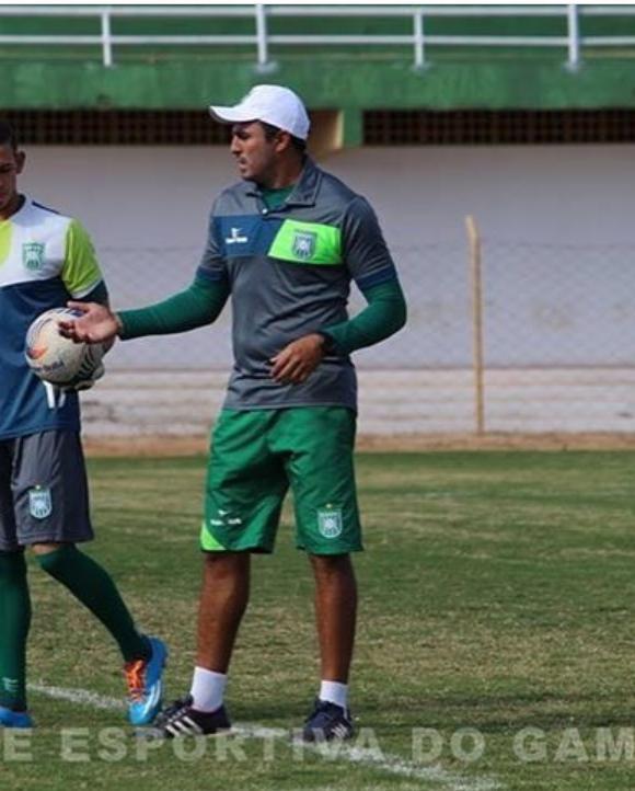 Treinador de Goleiros - Carlos Rodolfo - ABTG Brasil