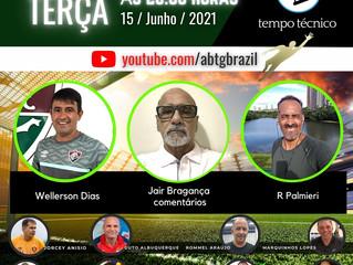 Wellerson Dias no TEMPO TÉCNICO