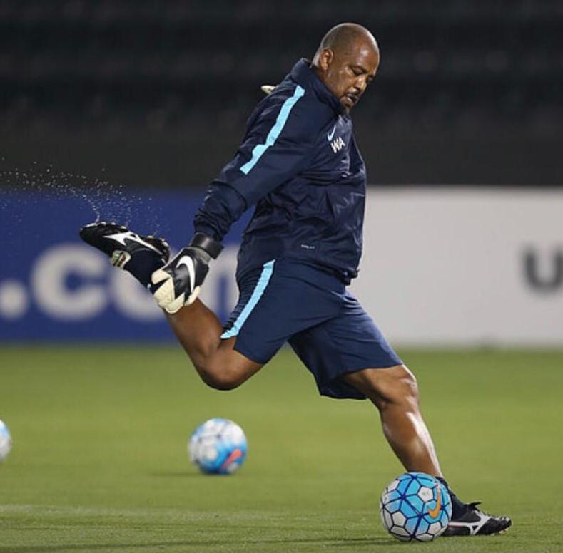 Goalkeeper Coach Neneca - ABTG Brazil