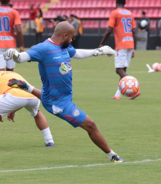 Wellison Lima  TREINADOR DE GOLEIROS