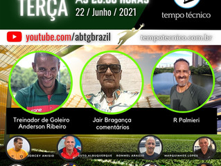 Anderson Ribeiro no TEMPO TÉCNICO