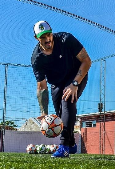 Goalkeeper Coach - Rafael Cordova - ABTG Brasil