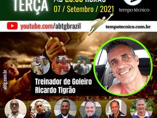 Ricardo Tigrão no TEMPO TÉCNICO