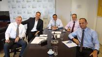 ABTG apresenta relatório da categoria à Secretaria Nacional de Futebol.