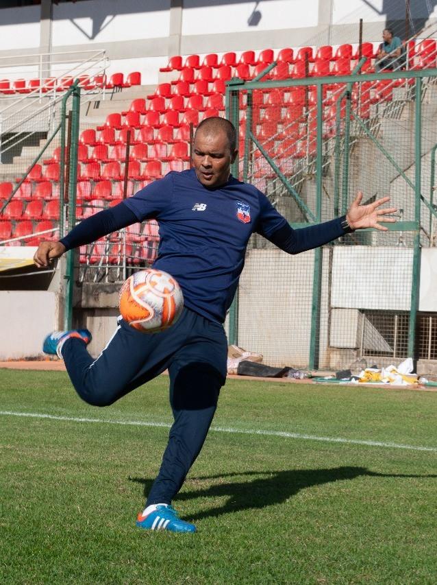 Vanildo Baião - Treinador de Goleiros - ABTG