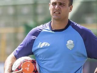 Thiago Funes - Goalkeeper Coach - ABTG