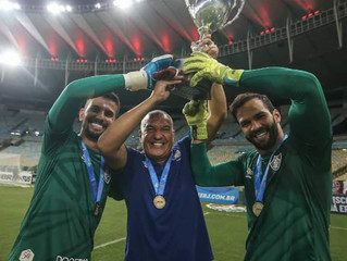 Parabéns ao Treinador de Goleiros André Carvalho e aos Guapos Tricolores!
