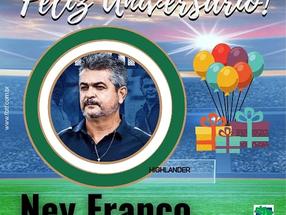 Ney Franco FELIZ ANIVERSÁRIO!