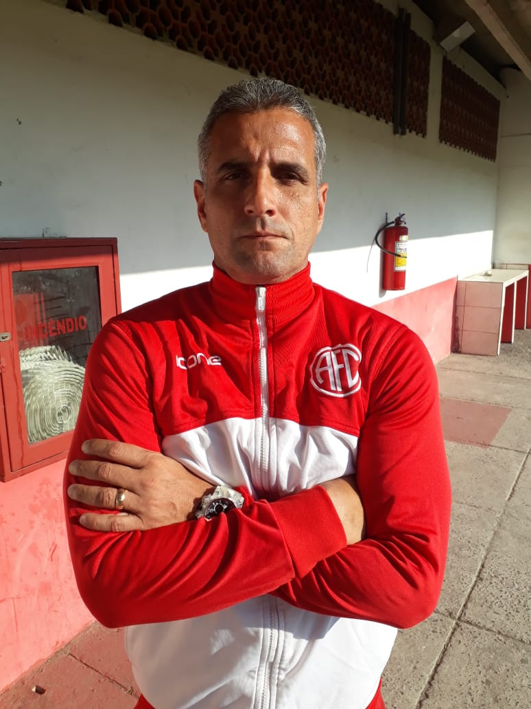 Goalkeeper Coach - FÁBIO NORONHA