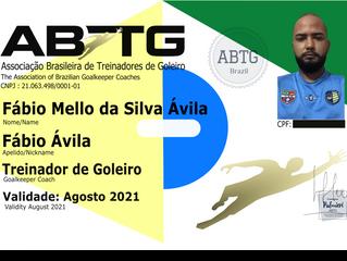 Treinador de Goleiros  - Fábio Ávila - ABTG Brazil