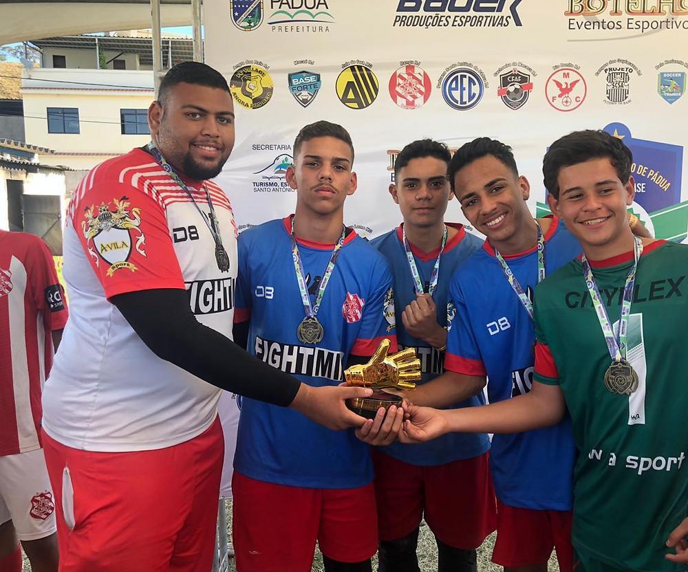 WELLESON PORTO - Treinador de Goleiros - ABTG Brazil