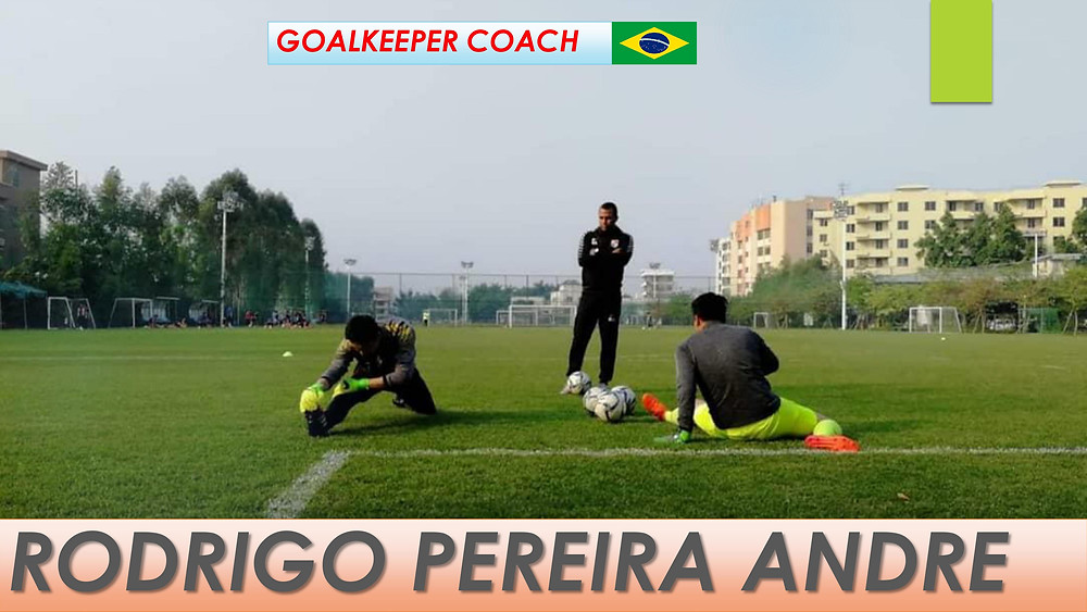 Rodrigo Pereira André - Treinador de Goleiros - ABTG Brazil