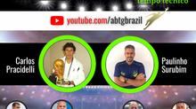 Carlos Pracidelli & Paulinho Surubim no TEMPO TÉCNICO