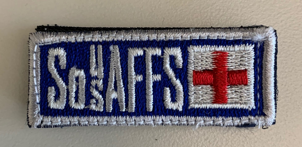 Flight Suit Sleeve Patch
