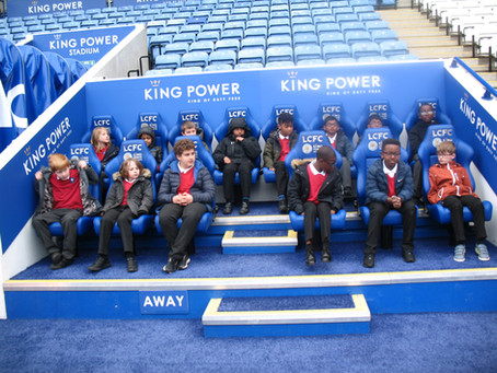 Boys Noise at Leicester City