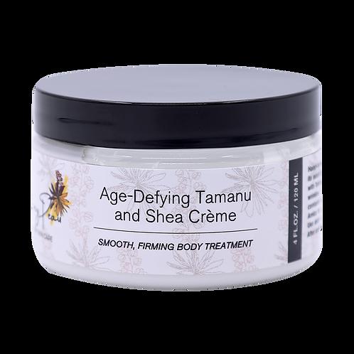 Age-Defying Tamanu and Shea Creme