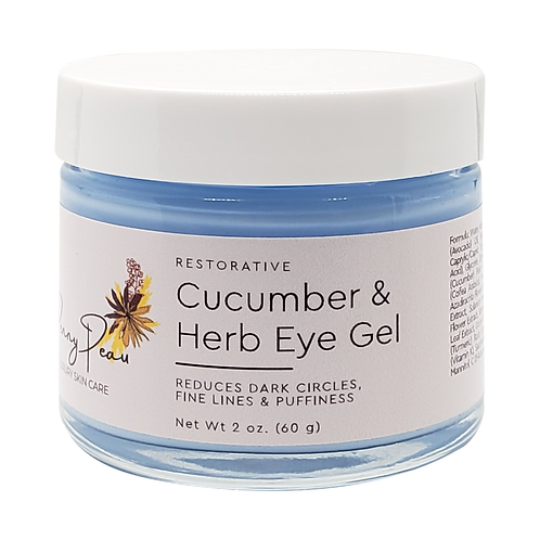 Restorative Cucumber & Herb  Eye Gel