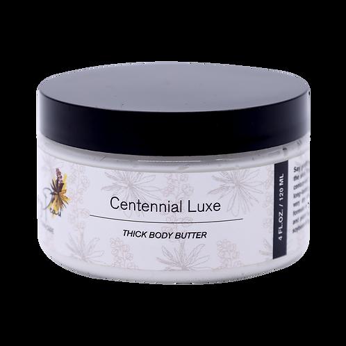 Centennial Luxe Thick Body Butter
