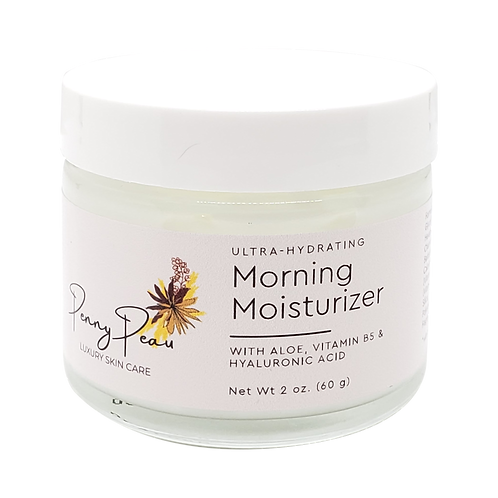 Ultra-Hydrating Morning Moisturizer