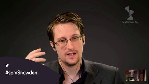 Interview med Edward Snowden
