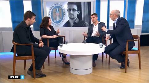 Deadline på DR2: Er Snowden russisk spion?