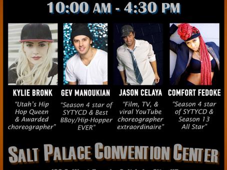 Update and Hip Hop Utah!