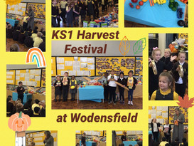 Year 1 and 2 Harvest Festival
