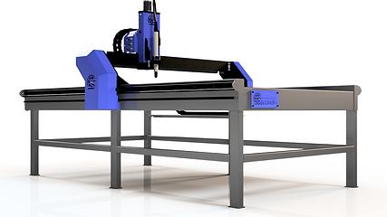 New Torchmate CNC Plasma Table