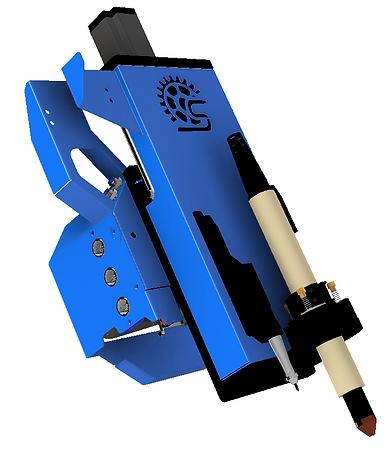 Maverick front Z-axis Assembly Enclosure