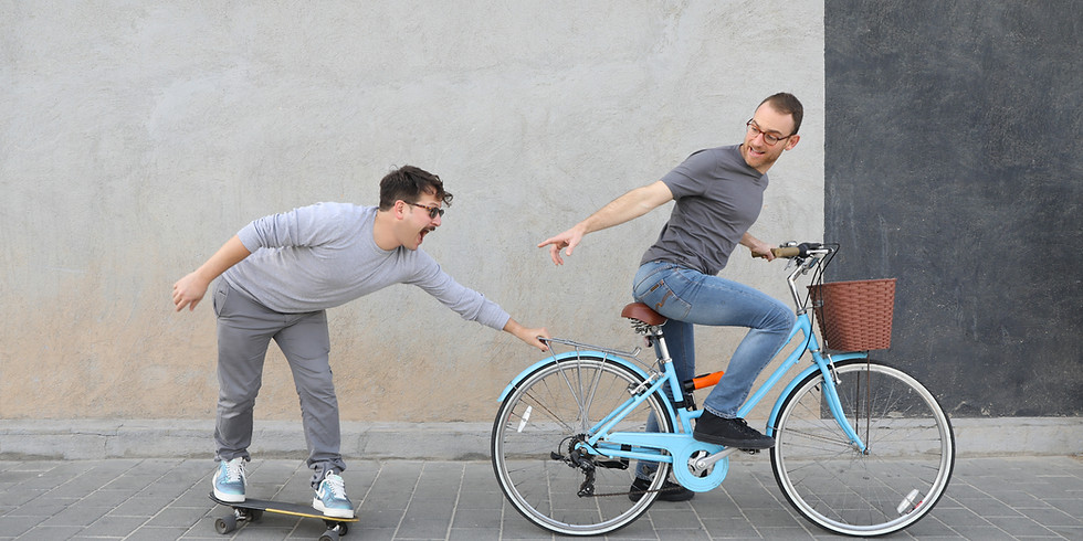 A Day With Bicycle- Master Trainer