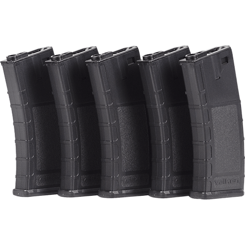 Valken Mid-CAP Thermold -140rd 5 pack