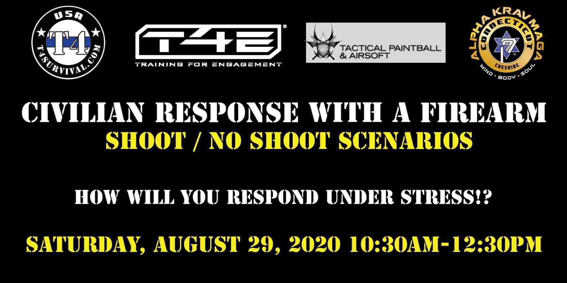SHOOT NO SHOOT SEMINAR