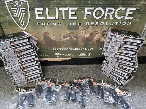 Elite Force Fully Licensed GLOCK 19 Gen.3 Gas Blowback Airsoft Pistol