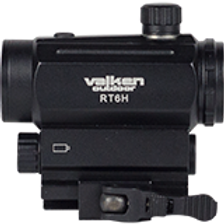 V Tactical Digital Mini Red Dot Sight w/QD Mount