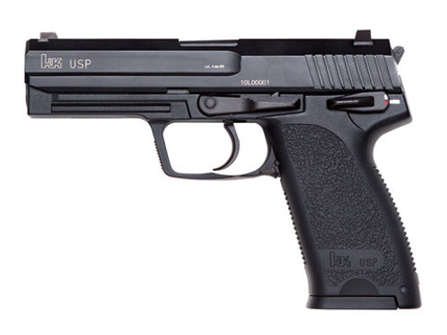 HK USP GBB 6mm Airsoft Pistol Competition