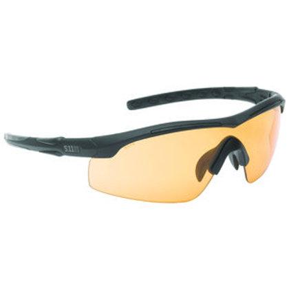 5.11 Tactical Set of 3 Black Range Raid Safety Glasses