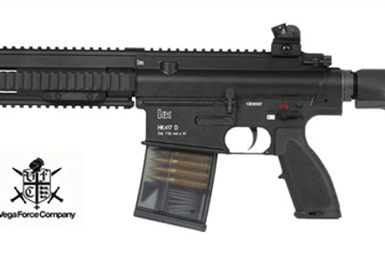 VFC Elite Force HK417 Full Metal Airsoft AEG DMR Rifle