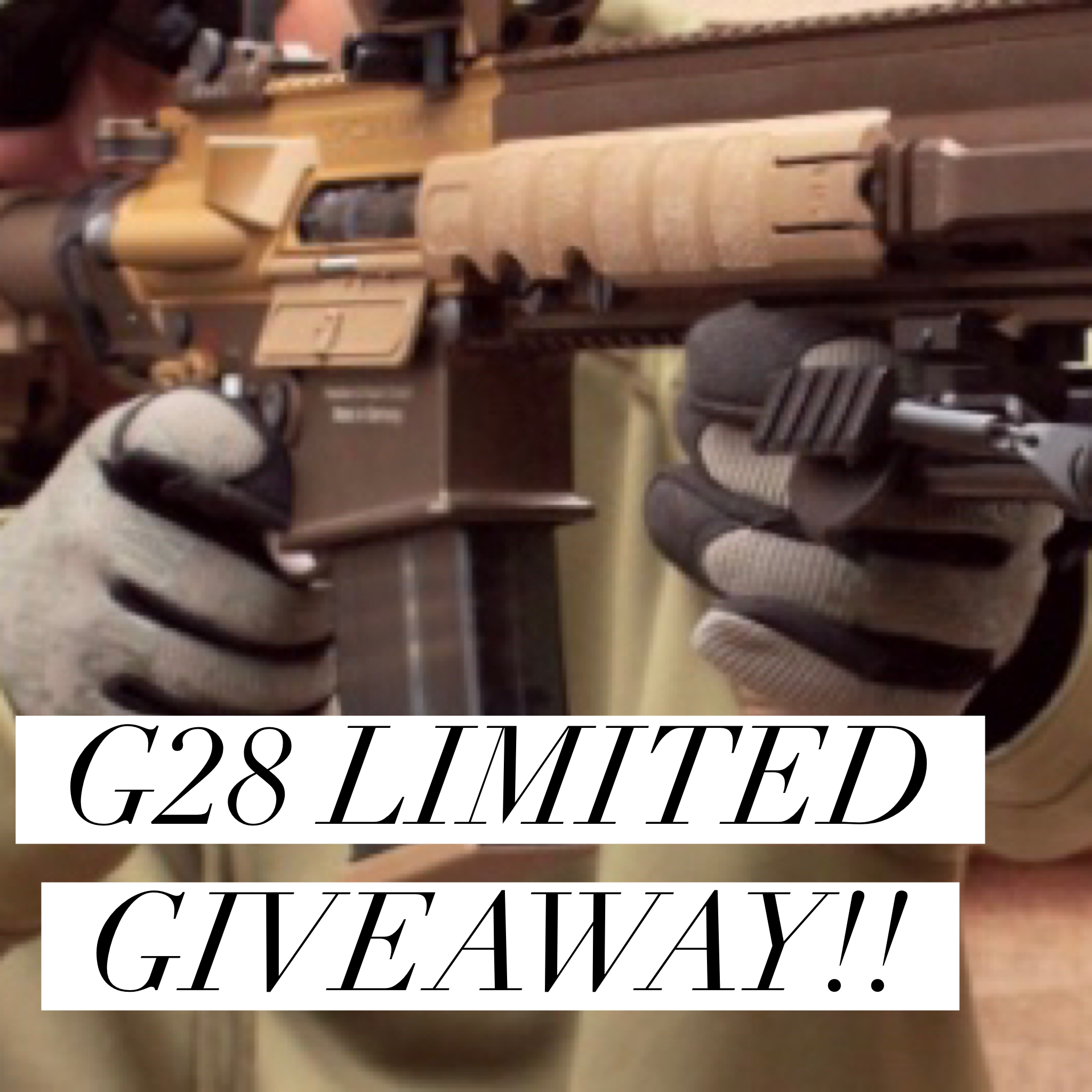 G28 Limited - Giveaway Offer !!