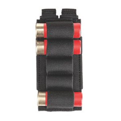 5.11 Tactical Black Nylon Molle VTAC 5-Round Shotgun Bandolier