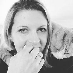 My catbird. #missgrace #catsofinstagram