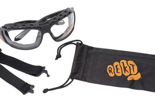 REKT Full Seal Airsoft Goggles System