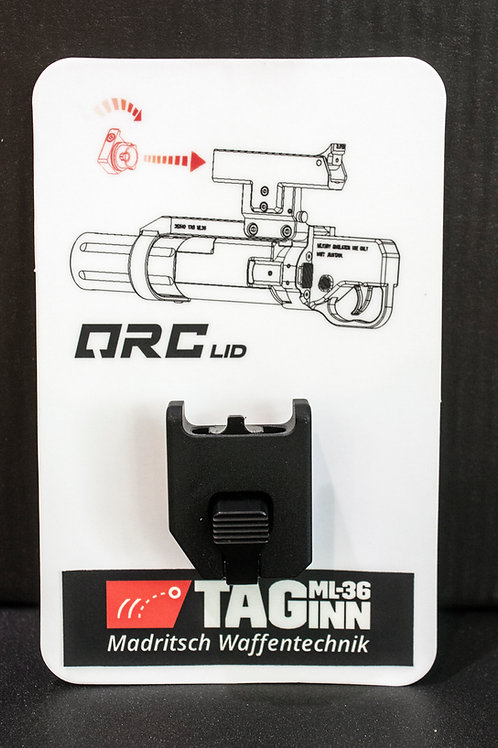 QRC Lid For TAG-ML 36
